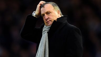 Dick Advocaat: Faces a testing trip to Stoke