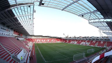 The AESSEAL New York Stadium: Unrest marred game between Rotherham and Millwall
