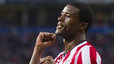 Georginio Wijnaldum: PSV captain could leave in the summer