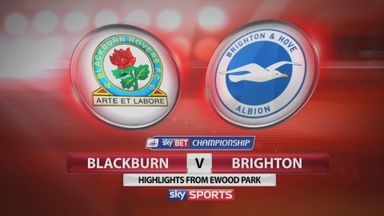 Blackburn 0-1 Brighton