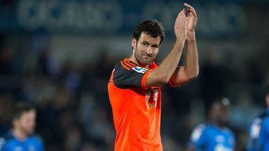 Real Sociedad's Imanol Agirretxe: Scored the opening goal after 33 minutes