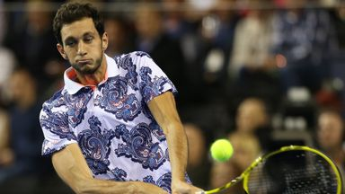 James Ward: Won marathon match