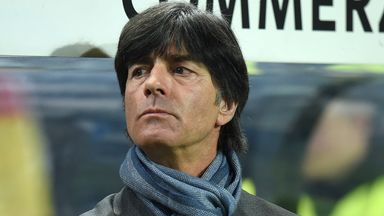 Germany coach Joachim Low says this summer