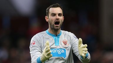 Joe Lewis: Omitted from the squad for the match at Birmingham