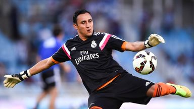 Keylor Navas: Planning to stay at Real Madrid