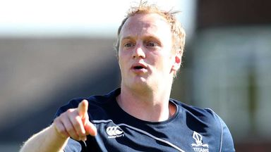 Lee Blackett: Rotherham Titans coach heading to Wasps