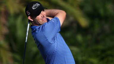 Padraig Harrington:  Ends nearly seven years without a PGA Tour title