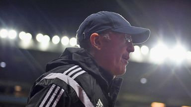 Tony Pulis: West Brom head coach defends 'keeper Foster