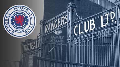 The fate of Rangers Football Club hangs in the balance