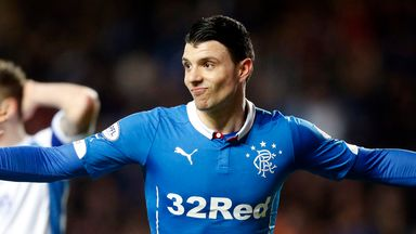 """Haris Vuckic thinks a permanent move to Rangers would be a """"good option""""."""