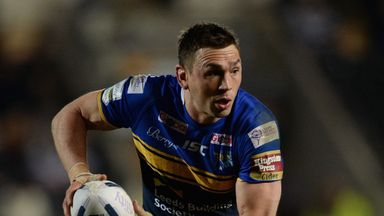 Kevin Sinfield: Leaving Leeds Rhinos to switch codes
