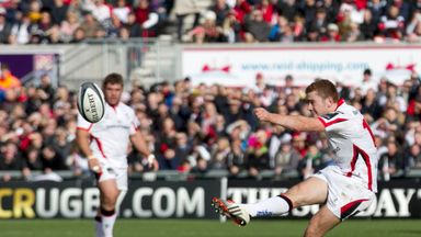 Paddy Jackson: Returns at fly-half for Ulster on Friday