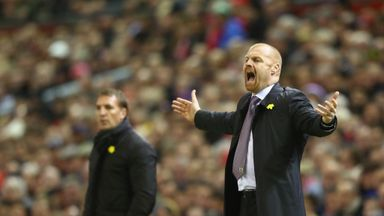 Sean Dyche says Burnley's character bodes well for their future