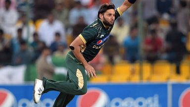 Pakistan all-rounder Shahid Afridi will end his ODI career following the conclusion of the World Cup