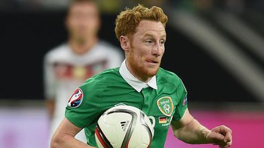 Stephen Quinn: Republic of Ireland midfielder getting set for Poland showdown
