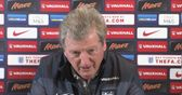 Hodgson on England job