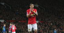 Angel Di Maria: Set to leave United after just 12 months at Old Trafford