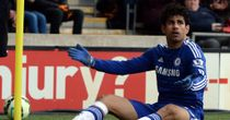 Diego Costa: The striker suffered a muscular injury at Hull