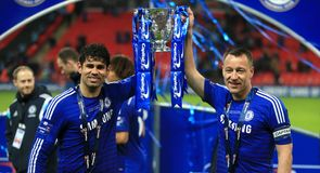 Capital One Cup final photo gallery: Chelsea 2 Tottenham 0