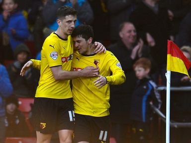 Watford: Backed to beat Derby
