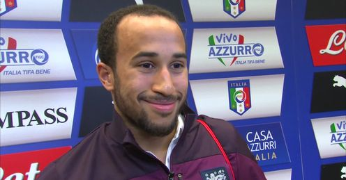 Andros Townsend: Spat with Paul Merson