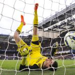 Thibaut Courtois: Beaten all ends up