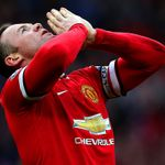 Wayne Rooney: Scored only once away from home