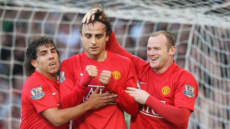 Carlos Tevez v Dimitar Berbatov: Former Man Utd strikers renew rivalry ... Carlos Tevez Juventus