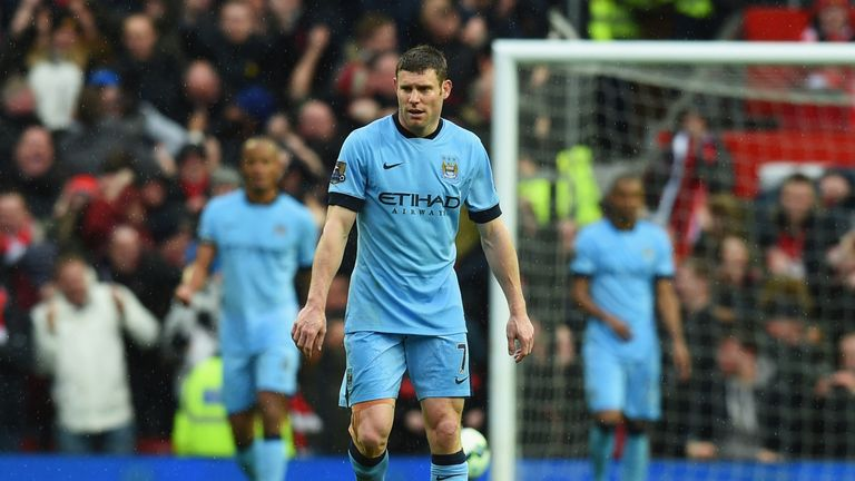 Milner would be a huge loss for Manchester City
