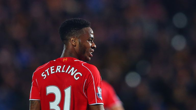 Raheem Sterling: His Anfield future remains uncertain