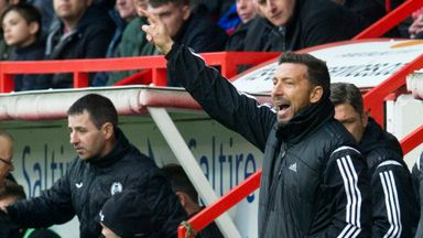 Derek McInnes: Delighted with win over Inverness