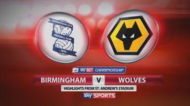 Birmingham 2-1 Wolves