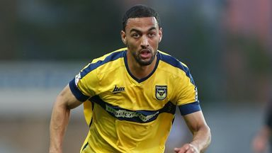 Kemar Roofe: Made his loan permanent