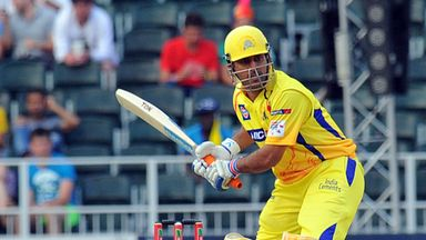 Chennai skipper MS Dhoni could play a key role in today