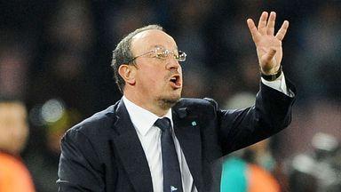 Rafael Benitez: Backed to take the reins at Real Madrid
