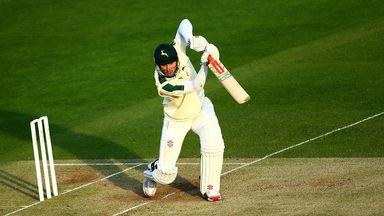 Alex Hales: Nottinghamshire batsman piled up 222 on Sunday