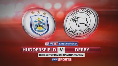 Huddersfield 4-4 Derby