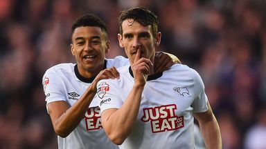Craig Bryson: Set to feature for Derby