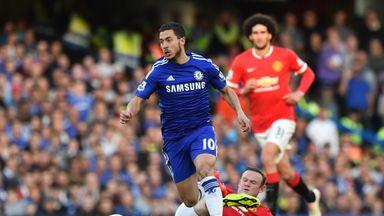 Eden Hazard: Was Chelsea