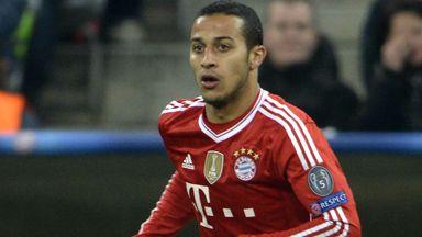Thiago: Made his long-awaited return against Dortmund