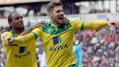 Gary Hooper: Will hope his Norwich side can see off rivals Ipswich
