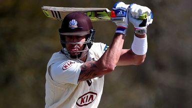 Kevin Pietersen in Surrey