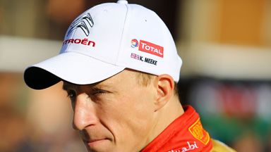 Kris Meeke: Briton ends Volkswagen's dominance with Argentina success