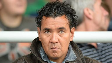 Ricardo Moniz: Relegation a massive shock