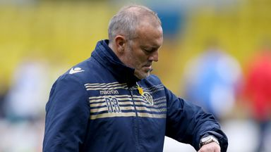 Neil Redfearn: Embroiled in off-field troubles at Leeds