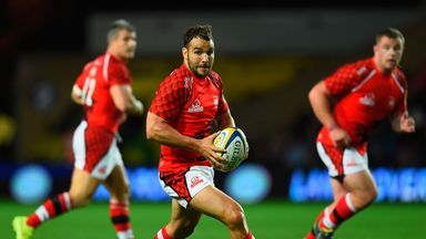 Olly Barkley has extended his contract with London Welsh