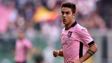 Paulo Dybala: Set to leave Palermo at end of season