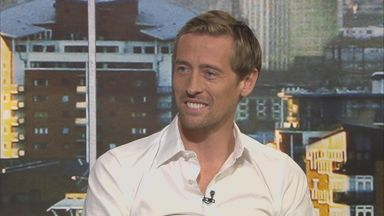 Peter Crouch: Wants to stay at Stoke for