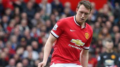 Phil Jones: New deal for Manchester United defender