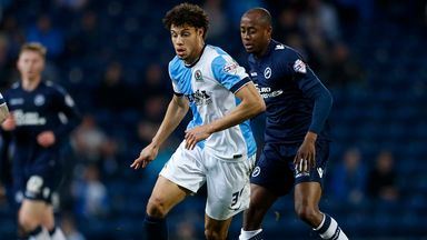 Blackburn Rovers' Rudy Gestede is a potential target of Norwich